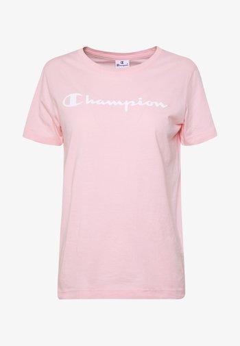 CREWNECK - Print T-shirt - pink
