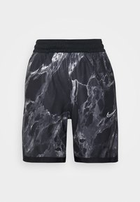 Nike Performance - NIKE DRI-FIT DAMEN-BASKETBALLSHORTS - Sports shorts - black/white - 3