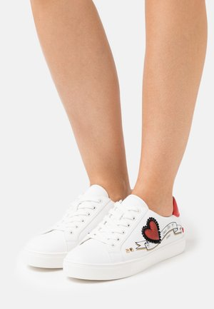 AMTZELL - Trainers - white
