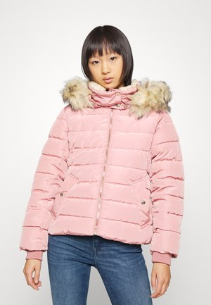 ONLCAMILLA QUILTED JACKET - Giacca invernale - ash rose