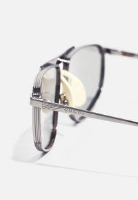 Gucci - Sunglasses - ruthenium/grey - 2
