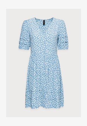 YASLURA DRESS - Day dress - dusk blue/lura aop