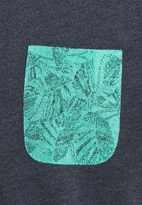 TOM TAILOR - SHORTY - Pyjamas - blue dark melange - 5