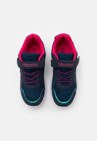 Kappa - UNISEX - Chaussures d'entraînement et de fitness - navy/pink - 3
