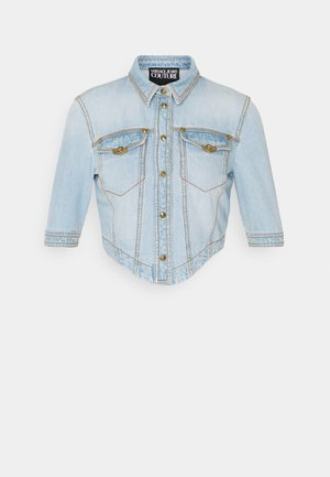 LADY - Button-down blouse - indigo