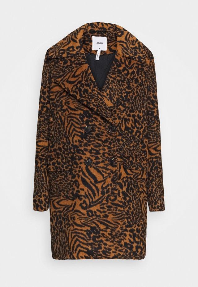 OBJMAI COAT - Classic coat - black
