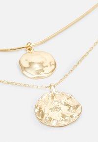 Pieces - PCSOPHIA COMBI NECKLACE - Necklace - gold-coloured - 2