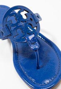 Tory Burch - MILLER - Infradito - nautical blue - 2