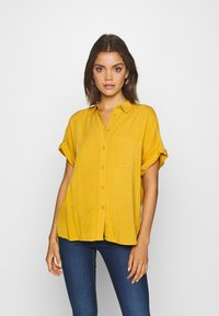 New Look - JAKE - Camicia - yellow - 0