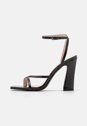 CARTER - Sandals - black
