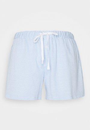 SEPARATE BOX SHORTS - Pyjama bottoms - blue