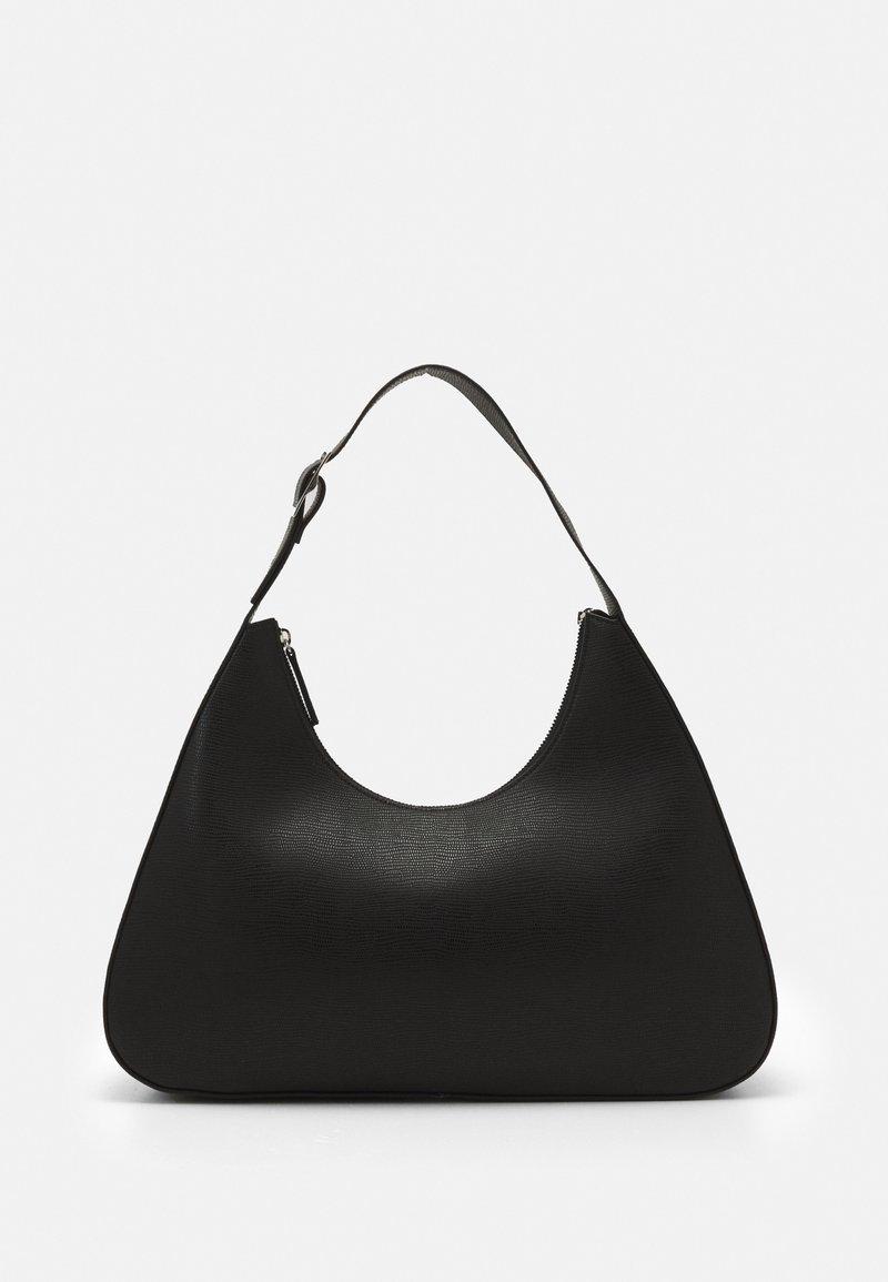 Monki - Tote bag - black