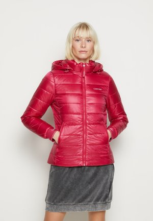 ESSENTIAL SORONA JACKET - Winter jacket - red