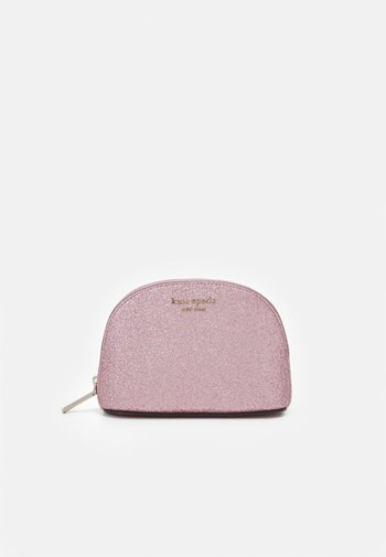 SMALL DOME COSMETIC - Wash bag - rose gold
