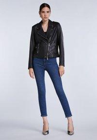 SET - Jeans Skinny Fit - darkblue denim - 1