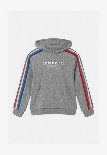 HOODIE UNISEX - Sweatshirt - medium grey heather