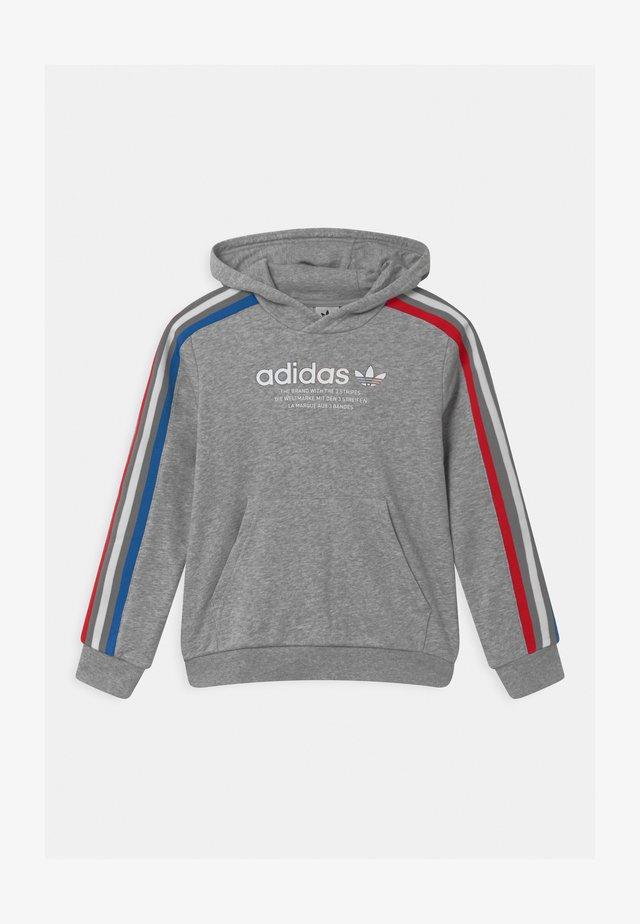 HOODIE UNISEX - Sweatshirts - medium grey heather