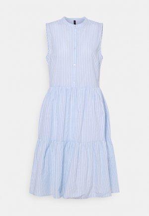 YASSTRILLA SHORT DRESS  - Shirt dress - cashmere blue