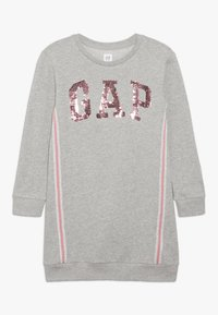 GAP - GIRL LOGO - Hverdagskjoler - grey heather - 0