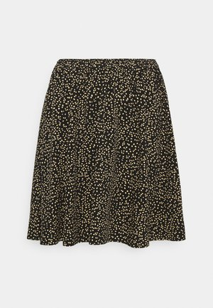 TALLA BEACH SKIRT - Mini skirt - black