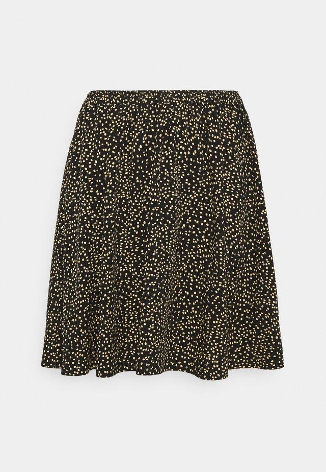 TALLA BEACH SKIRT - Mini skirts  - black