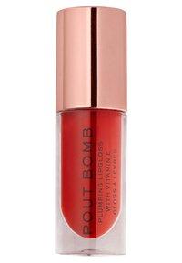 Make up Revolution - POUT BOMB PLUMPING GLOSS LIPGLOSS - Lip gloss - juicy - 1