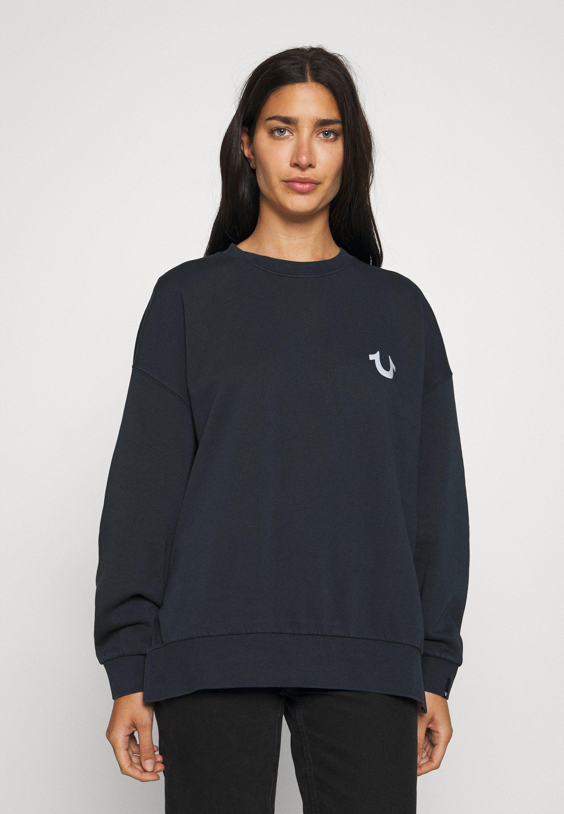 Women CREWNECK BOXY - Sweatshirt