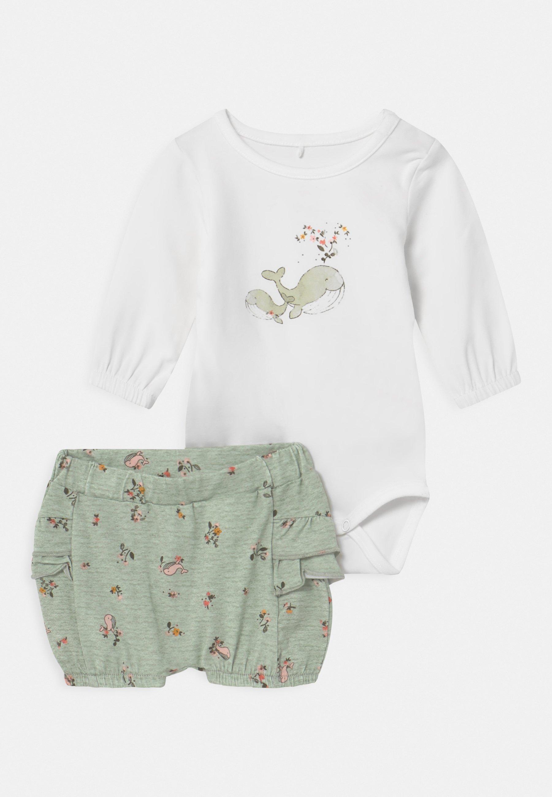Kids NBFFENJA SET - Shorts
