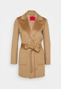 MAX&Co. - SHORTRUN - Klasický kabát - camel - 5