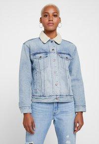 Levi's® - TRUCKER - Denim jacket - strangerways - 0