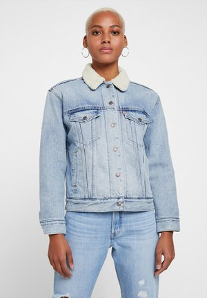 TRUCKER - Veste en jean - strangerways