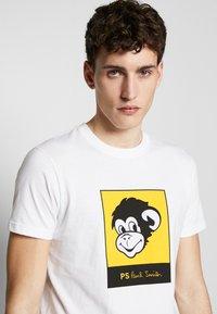 PS Paul Smith - Print T-shirt - white - 3