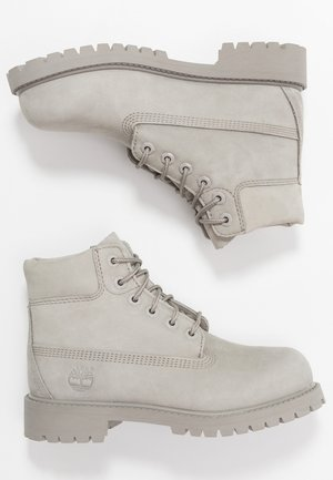 6 IN PREMIUM WP BOOT - Botki sznurowane - medium grey
