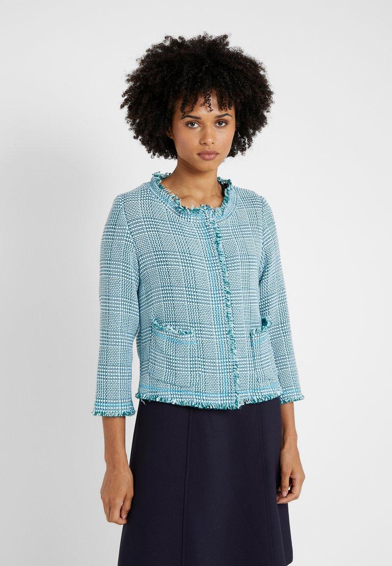 RIANI - Summer jacket - spa blue
