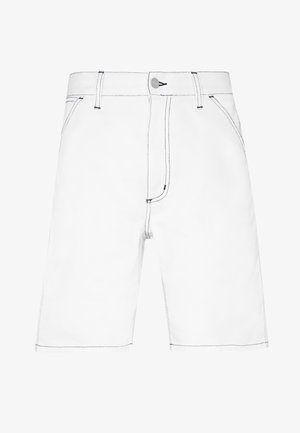 PENROD GRIFFITH - Shorts - white rigid