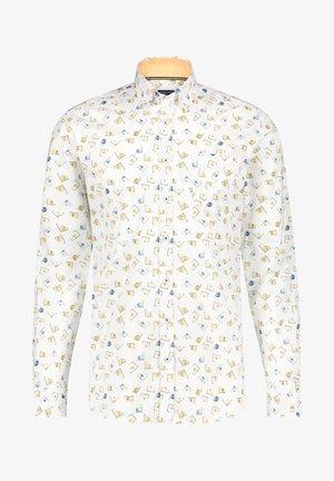 Overhemd - mango/cobalt