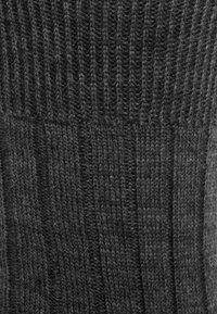 FALKE - TEPPICH IM SCHUH - Socks - dark grey - 1