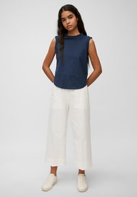 Marc O'Polo DENIM - Top - dress blue - 1