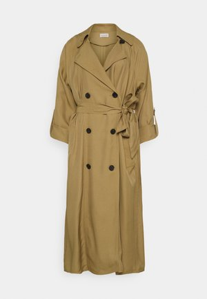 RAMELLE - Trenchcoat - golden beige