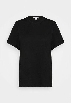CLAUDIA - T-shirt basic - black