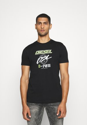 T-DIEGOS-K34  - T-shirt print - black