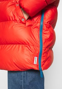 Hunter ORIGINAL - WOMENS ORIGINAL PUFFER JACKET - Winter coat - siren - 5