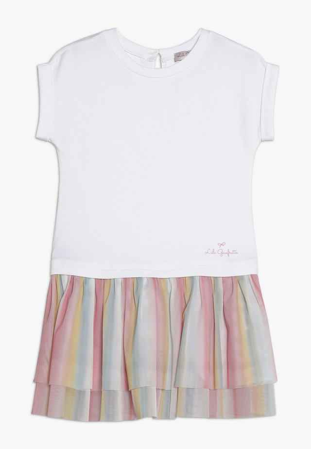 GLADE - Jersey dress - rainbow colour