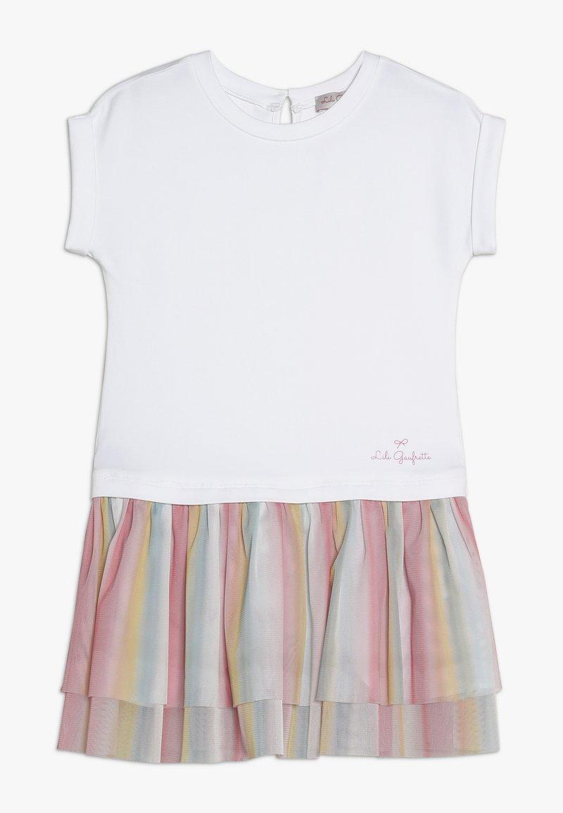 Lili Gaufrette - GLADE - Jersey dress - rainbow colour