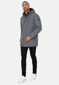 Threadbare - Winter jacket - charcoal - 1