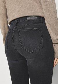 Marc O'Polo DENIM - TROUSERS - Jeans Skinny Fit - grey denim - 6
