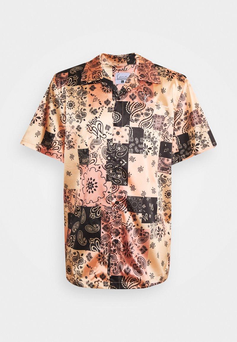 Karl Kani - RESORT - Shirt - coral