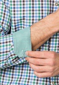 Stockerpoint - PORTOS - Shirt - green/light grey - 4