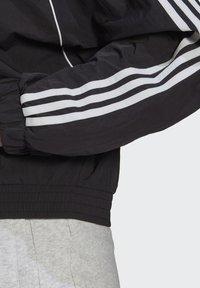 adidas Originals - SHORT TT - Training jacket - black - 5