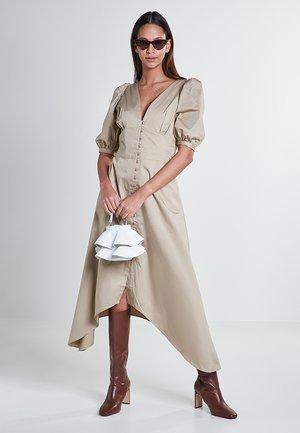 Maxi dress - sand